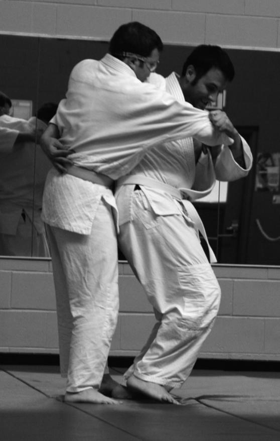 judo throw o gosh
